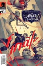 Umbrella Academy: Apocalypse Suite #6 Gerard Way Dark Horse comic book